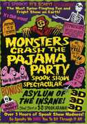 Monsters Crash the Pajama Party: Spook Show Spectacular (DVD) at Kmart.com
