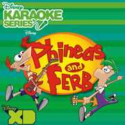 Disney Karaoke: Phineas & Ferb / Various (CD) at Kmart.com