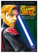 Star Wars: The Clone Wars - The Complete Season Five (DVD) at Sears.com
