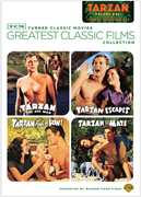 TCM Greatest Classic Films Collection: Johnny Weissmuller as Tarzan, Vol. 1 (DVD) at Sears.com