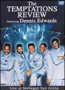 Temptations Review Featuring Dennis Edwards: Live at Mohegan Sun Arena (DVD) at Sears.com