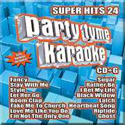 Party Tyme Karaoke: Super Hits 24 , Various Artists