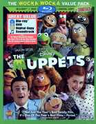 Muppets (Blu-Ray + DVD + Digital Copy) at Kmart.com