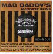 Mad Daddy's Maddest Spins / Various (CD) at Kmart.com