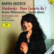 Tchaikovsky: Piano Concerto No. 1; The Nutcracker Suite (CD) at Kmart.com