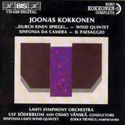 Joonas Kokkonen: Durch Einen Spiegel; Wind Quintet; Sinfonia da Camera; Il Paesaggio (CD) at Sears.com