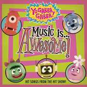 Yo Gabba Gabba: Music Is Awesome / Various (CD) at Kmart.com