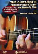 Guitarist's Personal Practice Trainer and Warm-Up Plan (DVD) at Sears.com