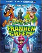 Scooby-Doo: Frankencreepy MFV (Blu-Ray + DVD + Digital Copy + UltraViolet) at Sears.com
