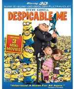 Despicable Me (3-D BluRay + Digital Copy + UltraViolet) at Kmart.com