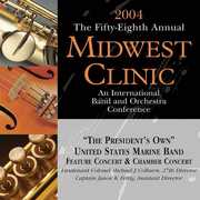 2004 Midwest Clinic: 'The President's Own' United States Marine Band (CD) at Sears.com