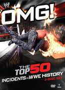 50 Most Shocking Surprising Amazing Moments in Wwe (DVD) at Kmart.com