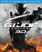 G.I. Joe: Retaliation (3-D BluRay + DVD + Digital Copy + UltraViolet) at Sears.com