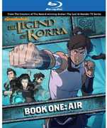 Legend of Korra: Book One: Air