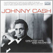 Greatest Hits & Favorites [Import] , Johnny Cash