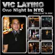 Vic Latino Presents: One Night in New York / Var (CD) at Kmart.com