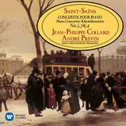 Saint-Saens: Piano Concertos No.1 2 4 (CD) at Kmart.com