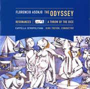 Florencio Asenjo: The Odyssey; Resonances; A Throw of the Dice (CD) at Kmart.com