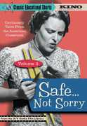 Classic Educational Shorts, Vol. 3: Safe... Not Sorry (DVD) at Kmart.com