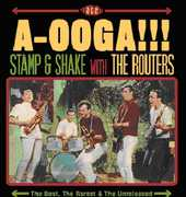 A-Ooga: Stamp & Shake with the Routers (CD) at Kmart.com
