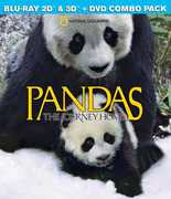 Pandas: Journey Home (3PC)
