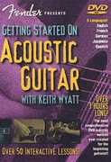 Fender: Getting Started on Acoustic Guitar (DVD) at Kmart.com