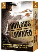 Outlaws and Lawmen: Lawman/Hour of the Gun/Day of the Outlaw (DVD) at Sears.com