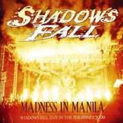 Madness in Manila: Shadows Fall Live Philippines (CD + DVD) at Sears.com
