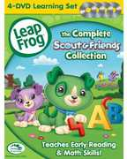 LeapFrog: The Complete Scout & Friends Collection (DVD) at Sears.com