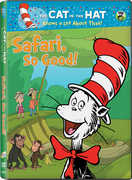 Cat in the Hat: Safari So Good (DVD) at Kmart.com