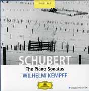 Piano Sonatas , Wilhelm Kempff