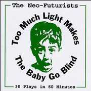 Too Much Light Makes the Baby Go Blind (CD) at Kmart.com