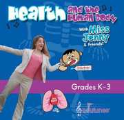 Health & the Human Body with Miss Jenny & Friends (CD) at Kmart.com