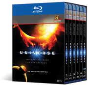 Universe: Complete Series , David Ackroyd