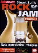 Bull,Stuart Rock Jam: For Guitar 2 (DVD) at Kmart.com
