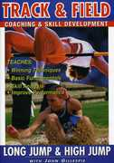 Track and Field: Long Jump and High Jump with John Gillespie (DVD) at Sears.com