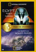National Geographic: Egypt - Secrets of the Pharaohs/The Quest for Noah's Flood (DVD) at Kmart.com