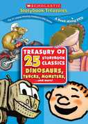 Treasury of 25 Storybook Classics: Dinosaurs, Trucks, Monsters... and More! (DVD) at Kmart.com