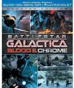 Battlestar Galactica: Blood & Chrome (Blu-Ray + DVD + Digital Copy + UltraViolet) at Sears.com