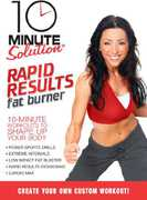 10 Minute Solution: Rapid Results Fat Burner (DVD) at Sears.com