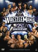 WWE: Wrestlemania XXV - 25th Anniversary (DVD) at Kmart.com