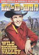 Billy the Kid in Santa Fe/Wild Horse Valley (DVD) at Sears.com