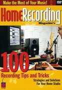 HOME RECORDING MAGAZINE'S 100 RECORDING TIPS AND S (DVD) at Kmart.com
