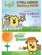 Wow! Wow! Wubbzy!: Wubbzy's Egg-cellent Easter/Wubbzy Goes Green (DVD) at Sears.com
