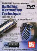David Barrett's Harmonica Masterclass: Building Harmonica Technique, Vols. 1 & 2 (DVD) at Kmart.com