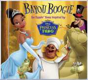 Bayou Boogie: Inspired By Princess & Frog / Var (CD) at Kmart.com