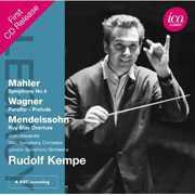 Mahler: Symphony No. 4; Wagner: Parsifal - Prelude; Mendelssohn: Ruy Blas Overture (CD) at Sears.com
