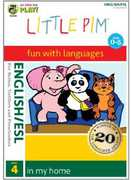 Little Pim: English/ESL, Vol. 4 - In My Home (DVD) at Sears.com