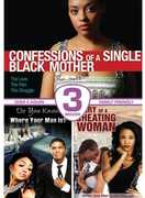 Diary of a Cheating Woman/Confessions of a Single Black Mother/Do You Know Where Your Man Is? (DVD) at Kmart.com