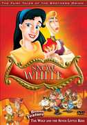 BROTHERS GRIMM: SNOW WHITE & THE WOLF & SEVEN (DVD) at Kmart.com